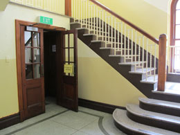 Maryborough Government Offices Stair Foyer